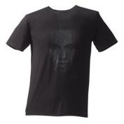 T-shirt Formula 1 Mclaren Mercedes F1 Lewis Hamilton Face No.1 New! Black Xlarge