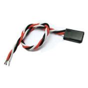 Etronix 15cm 22awg Futaba Twisted Servo Wire - Et0747