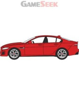 1/76 Jaguar Xe Italian Red