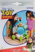 Disney Toy Story Buzz Rocket Shaped Swimming Pool Swim Ring