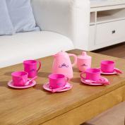 Vinsani Tea Party Set Pretend Play Kids Learning Exploration Kitchen Food Set