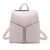 Spring And Summer Leather Female Package Oil Wax Skin Shoulder Bag Fashion National Trend Backpack Simple Female Package,B