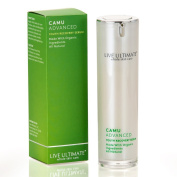 Vitamin C Serum - All Natural Minerals - CamuAdvanced Youth Recovery Serum - Organic Hydrating and Anti Ageing Serum - 30ml