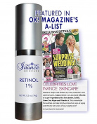 Inance Retinol 1%, Revolutionary Skin-care Formula by Beauty Expert Tonia Ryan,15ml