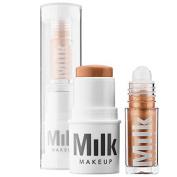 Milk Makeup - Matte Bronzer + Liquid Strobe - Set