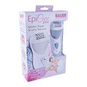 3 in 1 Epicare Plus Epilater, Shaver and Callus Remover - Bauer