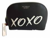 Victoria's Secret Make Up Bag Beauty Travel Pouch, Organiser XOXO Black