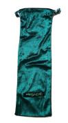 Wigo Jade Cosmetic Velvet Pouch 37cm x 11cm