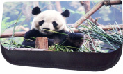 Panda Jacks Outlet TM Nylon-Lined Cosmetic Case