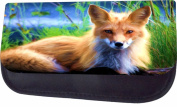 Baby Fox Jacks Outlet TM Nylon-Lined Cosmetic Case