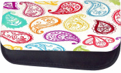 Paisley Jacks Outlet TM Nylon-Lined Cosmetic Case