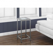 Hawthorne Ave Grey 70cm Accent Table