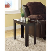 Hawthorne Ave Accent Table - Cappuccino