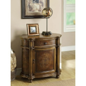Hawthorne Ave Accent Chest - Light Brown Traditional Style