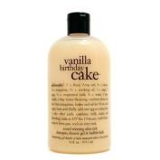 Philosophy Vanilla Birthday Cake Bath Care for Unisex, 470ml by Philosophy