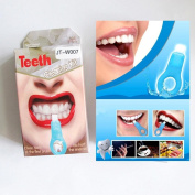 Whitening Toothpastes Kits,Fheaven Teeth Cleaning Kit Professional Products Gel Strips Teeth Whiten Tools