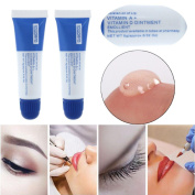 Embroidery Repair Gel, Fheaven 5PC Microblading Permanent Makeup Supplies Eyebrow Lip Tattoo Ointment Aftercare