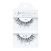 Kara Beauty Human Hair Eyelashes - WISPY