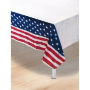 Patriotic Table Cover 1/Pkg Pkg/1