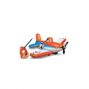 Disney Planes 'dusty' Remote Control Plane Radio Inflatable Toy