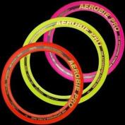 Aerobie Pro Ring Flying Disc Frisbee 33cm - Yellow