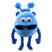 The Puppet Company - Baby Monsters - Blue Hand Puppet