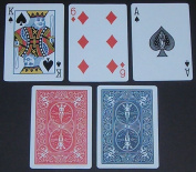 4 Decks Of Bicycle Playing Cards