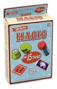 Super Retro Toys 15 Magic Tricks Playset ~ Crystal Coin Case