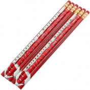 Wisconsin Badgers 6-Pack Pencils -