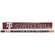 Texas A & M Aggies Pencil 6-pack
