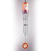 Collegiate / College / NCAA Clemson Tigers Wind Chimes
