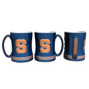 Syracuse Orange Coffee Mug - 410ml Sculpted Relief