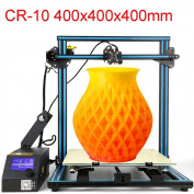 CCTREE Creality CR-10 3D Printer DIY Kit With 200g 1.75mm Filament Large Printing Size 400x400x400mm