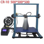 CCTREE Creality CR-10 3D Printer DIY Kit With 200G Free Filament Large Print Size 500x500x500mm