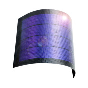 Flexible Solar Panel Solar Charger DIY 1W 6V Photovoltaic Cells for Emergency Rechargeable Battery