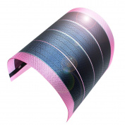 Flexible Thin Film Solar Panel Module DIY 1W 6V Panel Rechargeable Battery