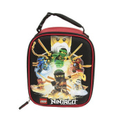 LEGO Ninjago Wu Cru Vertical Insulated Lunch Box