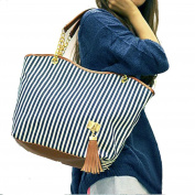 Ardisle Ladies Beach Canvas Tote Bag Shoulder Handbag Travel Large Messenger Summer