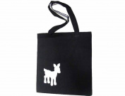 Cotton carrier bag jute bag shopper miniblings deer bambi