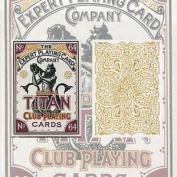 Global Titans (white) From The Expert Playing Card Co. - Collectable Poker Cards