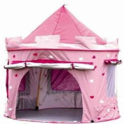 New Toy Childrens Princess Pop Up Castle Suitable For Indoor & Outdoo *from Uk*
