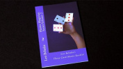 Three Card Monte Booklet By Leo Behnke - Book