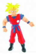 Dragon Ball - Mini Yellow Goku Figurine 10 Cm