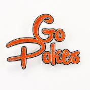 Seasons Jewellery Oklahoma State Slogan Pin