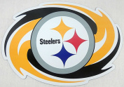 Pittsburgh Steelers NFL Licenced Car / Truck Magnet Bright Colours