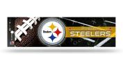 Pittsburgh Steelers Glitter Bumper Sticker