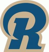 St. Louis Rams NFL Football Decal Bumper Sticker 13cm x 13cm