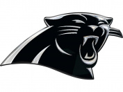 Carolina Panthers NFL Team Auto Car Motorcycle Truck SUV Vehicle Trunk 3D Chrome Emblem