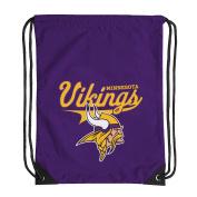 NFL Minnesota Vikings Nflteam Spirit Backsack, Purple, 46cm x 34cm
