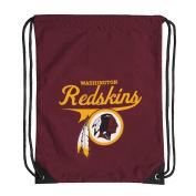NFL Washington Redskins Team Spirit Backsack, Burgundy, 46cm x 34cm